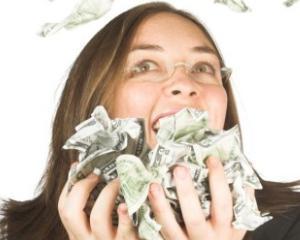 Banii nu aduc fericirea pentru nevrotici