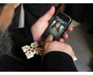 De vorba cu Dumnezeu... pe iPhone