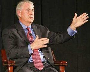 Aroganta sefului ExxonMobil: Combustibilii fosili incalzesc planeta, dar ne vom adapta
