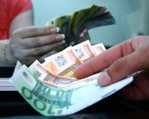 Curs valutar: BCR estimeaza un raport de 4,1 lei/euro la finalul lui 2011