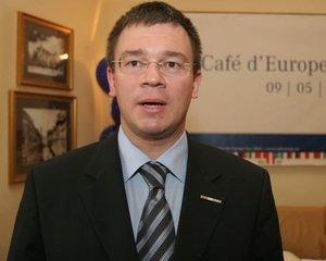 Mihai-Razvan Ungureanu a fost desemnat pentru functia de premier