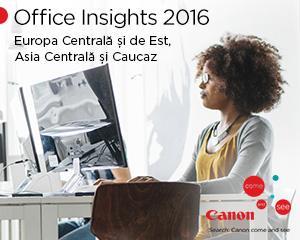 Studiu Canon: 50% dintre firmele din Romania nu stiu cat ii costa imprimarea documentelor zilnice
