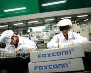 Foxconn, producatorul iPad-ului, vrea sa investeasca 12 miliarde de dolari in Brazilia