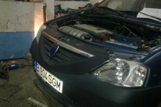 Dacia Logan VR6 de 200 CP