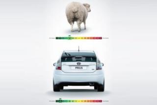 Emisiile Toyota Prius, mai putin daunatoare pentru mediu decat