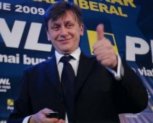 Antonescu: O coalitie intre stanga si dreapta dureaza de obicei un ciclu electoral