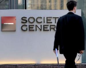 Profitul Societe Generale a scazut cu 20% in primele trei luni ale anului