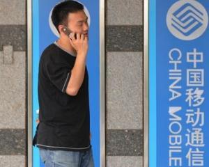 China Mobile este prima companie de telefonie mobila care a depasit 600 de milioane de utilizatori