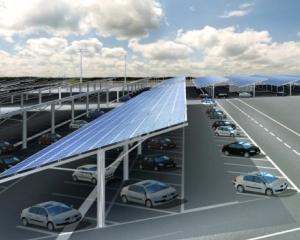 Platforma Dacia de la Mioveni va avea panouri solare