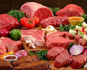 Mit: Carnea rosie nu este sanatoasa
