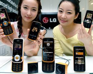 LG reduce estimarile de vanzari pentru smartphone-uri