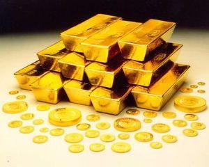 Si investitia in aur tot pe minime se mananca