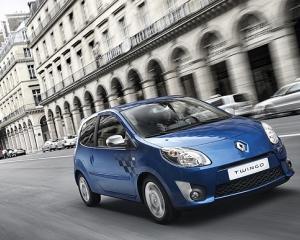 Noul Renault Twingo a ajuns in Romania