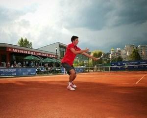 A inceput BCR Tenis Partener Platinum Bucuresti