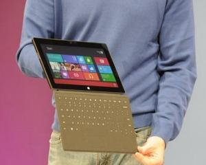 Microsoft a vandut 1,5 milioane unitati de tablete Surface