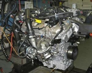 Ford a inceput productia motorului EcoBoost in Romania