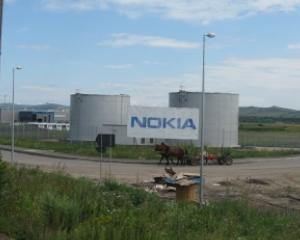 Fiscul a ridicat sechestrul pe halele Nokia de la Jucu. Compania si-a platit datoria