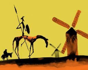 Don Quijote s-a mutat definitiv pe YouTube