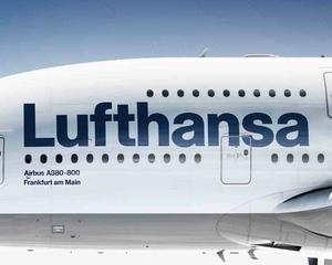 Lufthansa va cumpara 102 aeronave Airbus