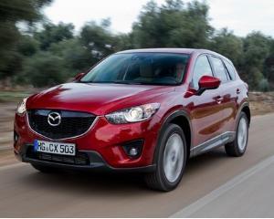 Noua Mazda CX - 5 a ajuns si in Romania. Preturile pornesc de la 22.190 de euro cu TVA