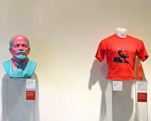 Comunismul pe tricouri si comunismul pe piele