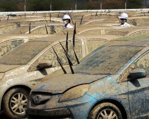 Viitoarea ta masina Honda ar putea include materiale reciclate dupa potopul din Thailanda