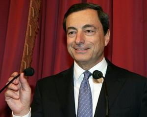 Mario Draghi este noul presedinte al Bancii Centrale Europene