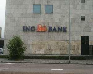 Profitul ING Bank Romania a crescut cu 8%