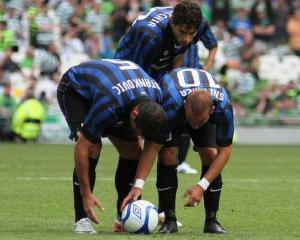 Chinezii cumpara o parte din clubul de fotbal Inter Milan