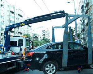 Sectorul 1, Bucuresti: Taxa pe ridicarea masinilor se reduce cu 60%