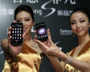 Chinezii au intors spatele iPhone-ului. Samsung este lider
