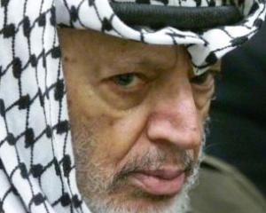 Yasser Arafat, otravit la fel ca spionul rus Livtinenko?