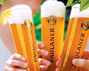 Consumul de bere straina a crescut in T1. Bavarom a inregistrat afaceri cu 27% mai mari