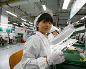 Foxconn, pierderi de 17,65 milioane de dolari in prima jumatate a anului