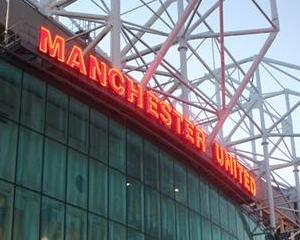 DHL va sponsoriza Manchester United