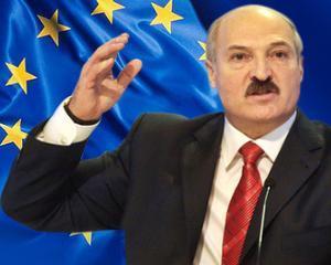 Tensiuni intre Uniunea Europeana si Belarus