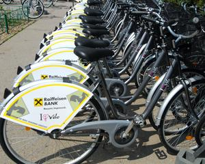 Raiffeisen cauta cele mai interesante obiective turistice de vazut de pe bicicleta