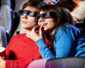Amatorii de cinema au primit un cadou de sarbatori: cinema 7D