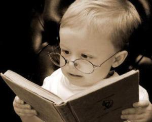 Nu toti copiii spun lucruri traznite, ci unii dezvolta teorii necunoscute
