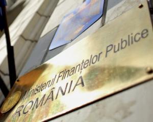 Ministerul Finantelor Publice a imprumutat 2,3 miliarde de lei de la banci
