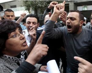 SIRIA: Mii de femei blocheaza strazile in timpul protestelor