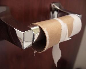 Marea criza a hartiei igienice