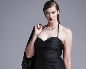 Robyn Lawley, primul fotomodel plinut care a pozat pentru Vogue