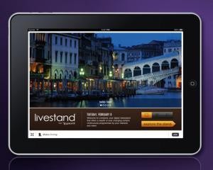 Yahoo! lanseaza Livestand, aplicatie de stiri pentru iPad si Android