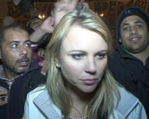 O jurnalista de la CBS, Lara Logan, a fost agresata sexual in Egipt