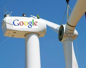 Google pompeaza 100 de milioane de dolari intr-o noua ferma eoliana