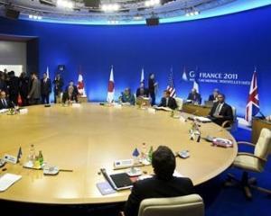 G8: 20 de miliarde de dolari pentru