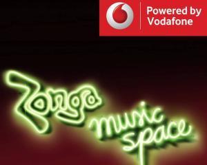 Vodafone lanseaza Zonga Music Space