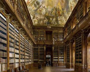 A fost realizata cea mai mare fotografie de interior din lume. Are 40 de gigapixeli