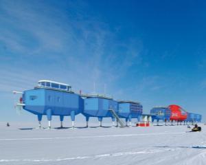 Noua statie de cercetare din Antarctica are